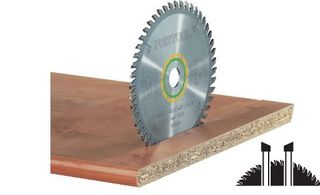 FESTOOL HK 85 230 X 2.5 X 30 W48 FINE TOOTH SAW BLADE - SOLID TIMBERS