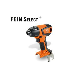 "FEIN ASCD 18-200 W4 IMPACT DRIVER 1/4"" HEX SKIN ONLY"