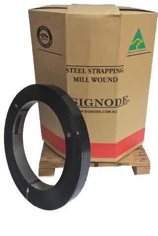 STANDARD ROPE WOUND STEEL STRAP