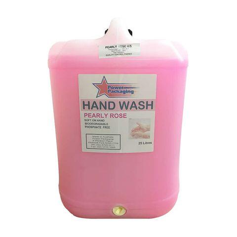 ROSE CREAM HAND SOAP