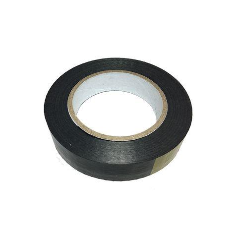 BLACK HANGING STRAP 25MMX100M