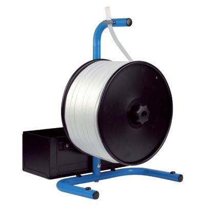 POLY WOVEN STRAP DISPENSER