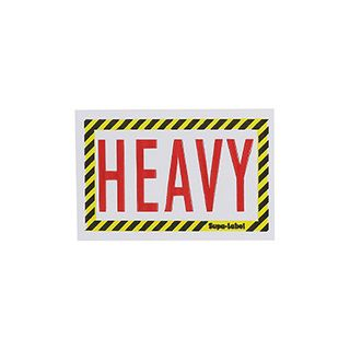 Supa Label 75 x 130mm HEAVY (ctn/500)
