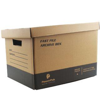 PowerPak Archive Box
