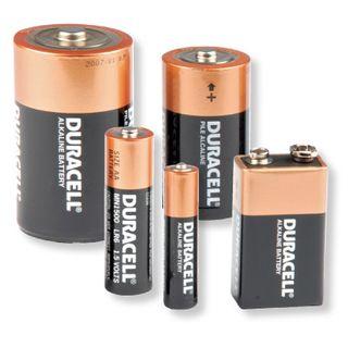 Batteries & Torches
