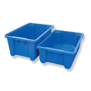 Plastic Bins, Containers