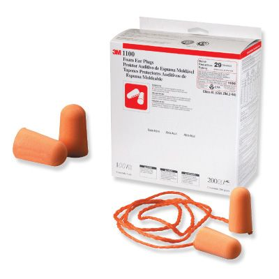 3M FOAM EAR PLUGS