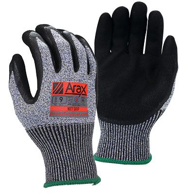 ARAX WET GRIP GLOVES