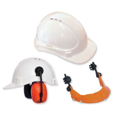 HARD HAT & ACCESSORIES