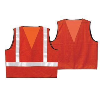 Safety Vest - Day Orange L