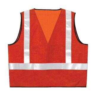 Safety Vest Day/Night - Orange Size L