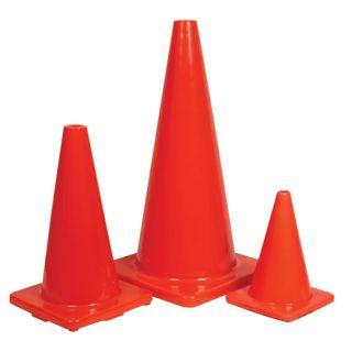 Traffic Cone Orange 300mm