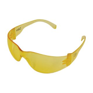Cobra Amber Safety Glasses