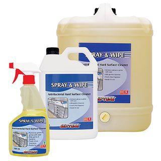 Spray & Wipe - Trigger Pack (750ml)