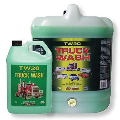 TW 20 TRUCK WASH
