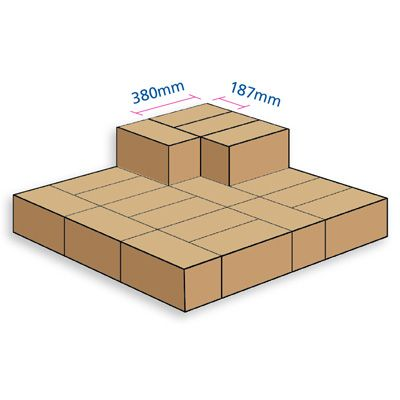 PALLET FITTING CARTONS