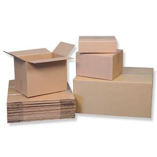 Stock Carton 632 x 455 x 287mm  Brown