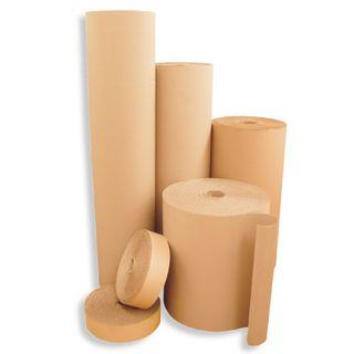 Corrugated Cardboard Roll 1525mm x 33m