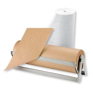 White Newsprint Roll 860mm x 400m 49 GSM