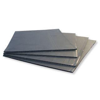 Pack Flt Blk 1.8mx850mmx2.5mm (400gsm)UV