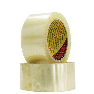 3M Pkg Tape 48mm x 75m Scotch 371 Clear
