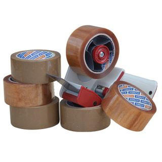 FORZA F30 PREM Pkg Tape 48mm x 75m Clear