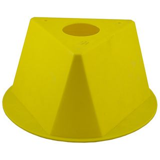 Inventory Cone - Yellow