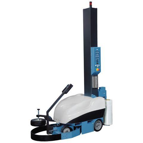 ROBOT PALLET WRAPPER