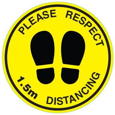 Social Distancing Signs/Decals