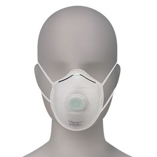 Dustmask FFP2 with Valve (Box/15)