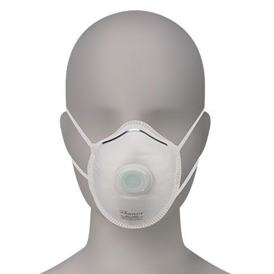 DUST MASKS WITH VALVE