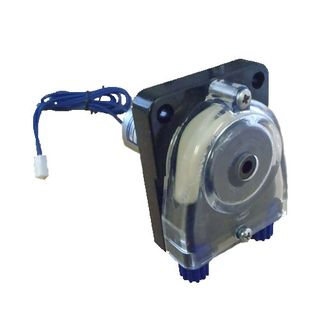 CHLORINE PERISTALTIC PUMP (NO NUTS)