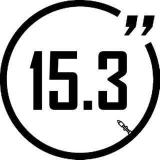 "Tubes - 15.3"""