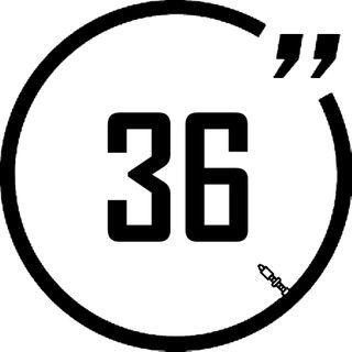 "Tubes - 36"""