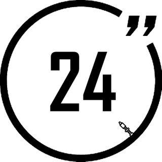 "Tubes - 24"""