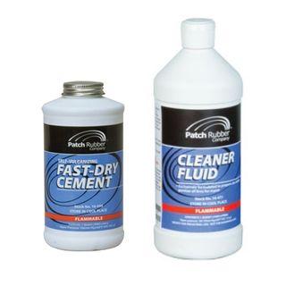 Cements, Sealers & Cleaner Fluids