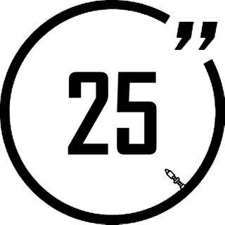 "Tubes - 25"""