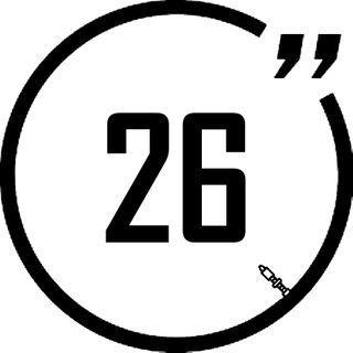 "Tubes - 26"""