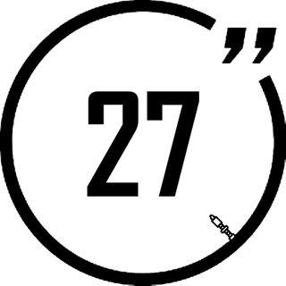 "Tubes - 27"""