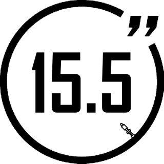 "Tubes - 15.5"""