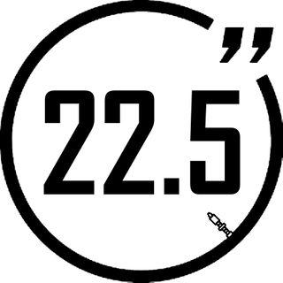 "Tubes - 22.5"""