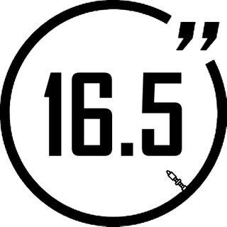 "Tubes - 16.5"""