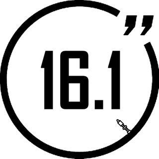 "Tubes - 16.1"""