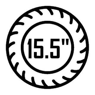 "15.5"""