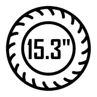 "15.3"""