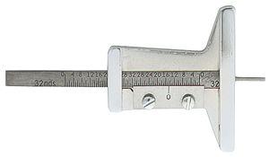 deluxe tread depth gauge