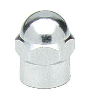 chrome dome hex cap short (100)
