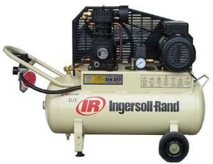 IR compressor 15cfm 3hp 2cyl 1ph