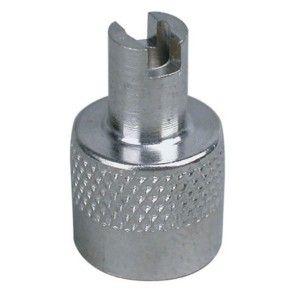 valve cap metal key type (100)