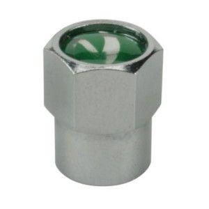 nitrogen valve cap chrome (100) N2